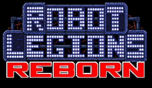 Robot Legions Title Image